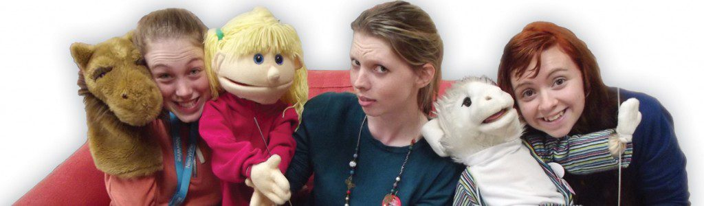 Puppet Workshop in Devon