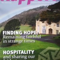 Rapport May to August 2020 cover